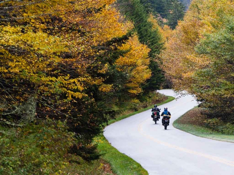 Best Mountain Roads