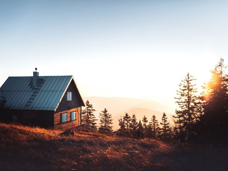 Consider a Cabin Rental in the Blue Ridge Mountains