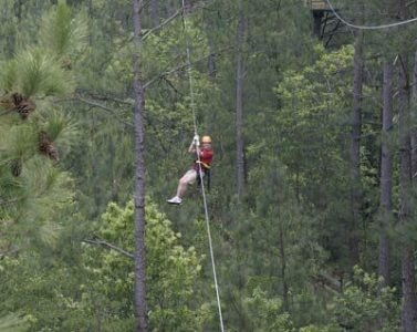 Oconee River Canopy Tours