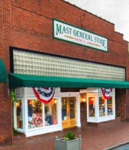 Mast General Store Waynesville