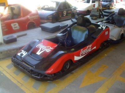 Fun N Wheels Go-Kart Rides