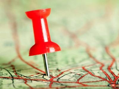 Blue Ridge Mountain Maps