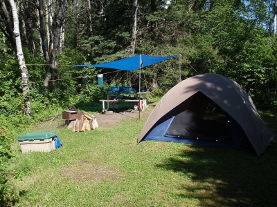 Campgrounds in the Blue Ridge Mountains