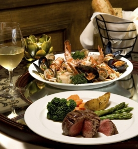 Dining Restaurants in the Blue Ridge Mountains