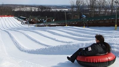 Liberty Boulder Ridge Snow Tubing
