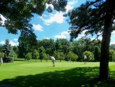 Capon Springs and Farms Golf