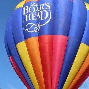 Boar's Head Ballooning