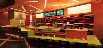Noodle Bar Harrah's Cherokee Casino