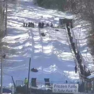 Sapphire Valley Tubing