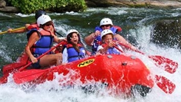 Harpers Ferry Adventure Center White Water Rafting