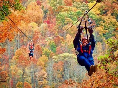 Navitat Canopy Adventures - Asheville