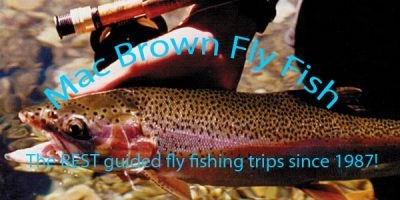 Mac Brown Fly Fishing