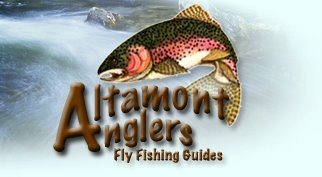 Altamont Anglers Fly Fishing Guide Service