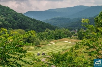 Raven Golf Club at Snowshoe Mountain Resort