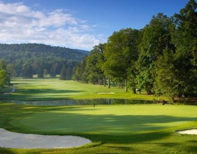 Cascades Golf Club at Omni Homestead Resort
