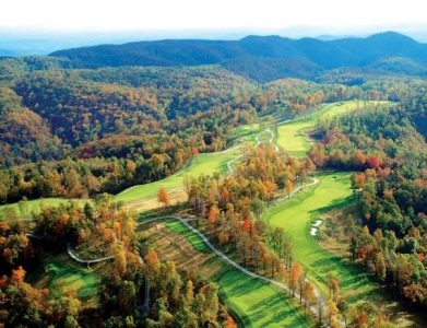 Highland Course at Primland Resort