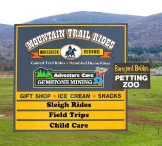 Mountain Trail Rides