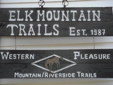 Elk Mountain Trails