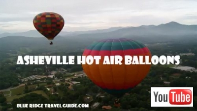 Hot Air Balloon in Trees Youtube Video