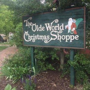 Olde World Christmas Shoppe