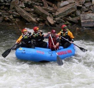 Paddle Inn Rafting Company