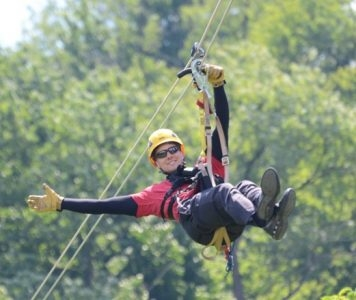Laurel Ridgeline Canopy Tours & Screaming Hawk Zipline
