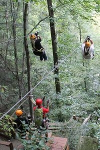 Pigeon River Canopy Tours
