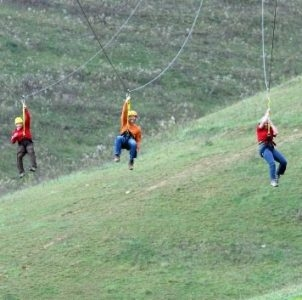 Screaming Ziplines