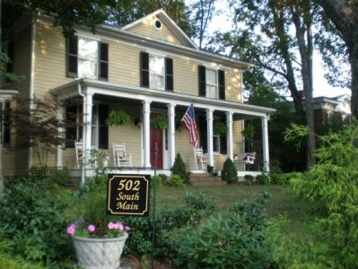 502 South Main Bed and Breakfast
