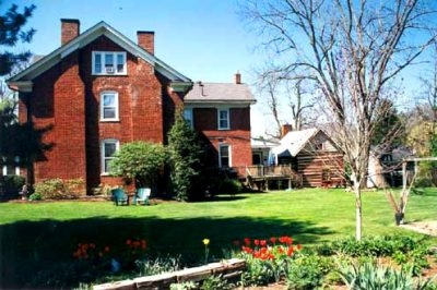 James Wylie House Bed and Breakfast