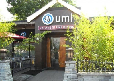 UMI Hibachi Grill in Hendersonville, NC - CLOSED