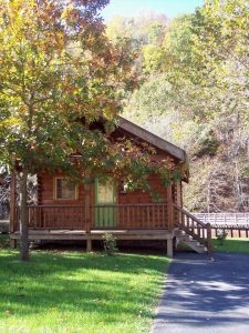 New River Trail Cabin Rental