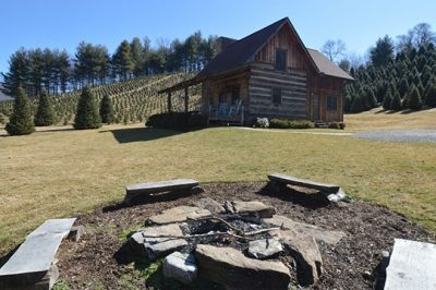 Boyd Mountain Log Cabins