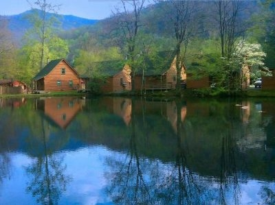 Creekwood Village Resort Cabins