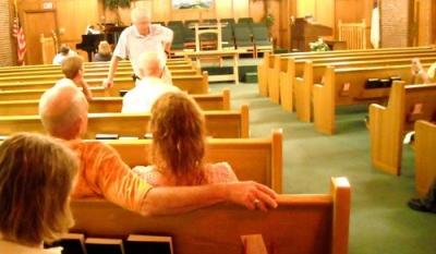 Saved at Main St. Baptist Church, Hendersonville