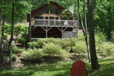 Asheville Cabins at Willow Winds