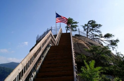Chimney Rock State Park Is Worth the Hike