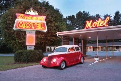 The Sunset Motel - Brevard
