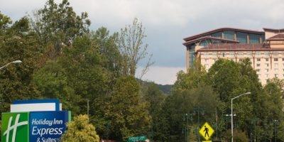 Holiday Inn Express Hotel & Suites Cherokee/Casino
