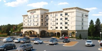 Asheville Courtyard by Marriott