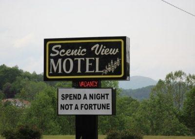 Scenic View Motel