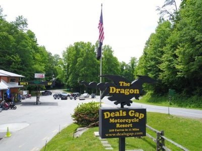 Deals Gap Motorcycle Resort