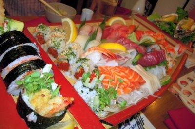 Champa Sushi & Thai