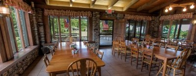 Cataloochee Guest Ranch Dining