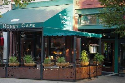 Tupelo Honey Cafe - Asheville