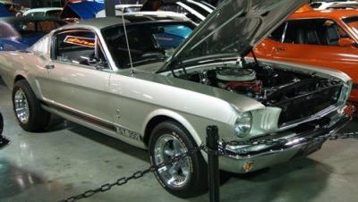 Floyd Garrett's Muscle Car Museum, Sevierville