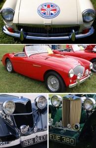 British Car Club of Western North Carolina Show
