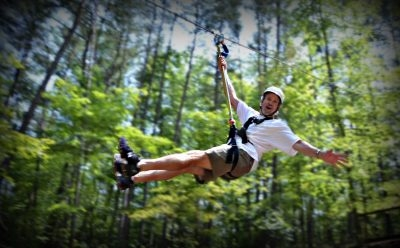 Canopy Ridge Farm Zip Line Tours