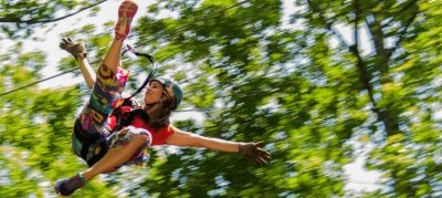 Boulderline Adventure Program Zip Line Tours