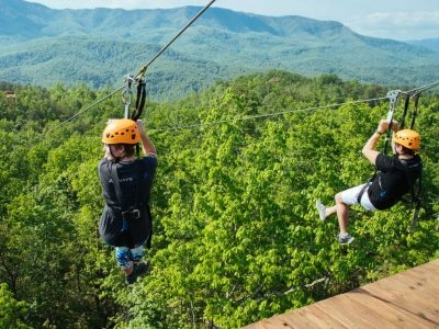 CLIMB Works Zip Line Canopy Tour